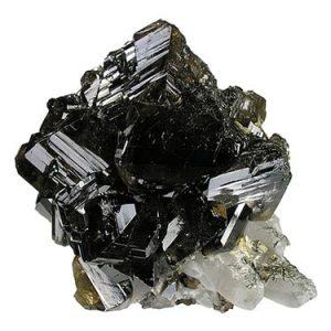 Tourmaline Crystal used in resonance harmonics crystal infused paint